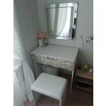 Стол туалетный Leko СТ1 Селена EVO цвет белый