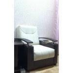Кресло АСМ-Элегант Каир цвет jazz 307/экотекс 213/экотекс 213
