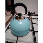 Чайник на плиту Mallony MAL-039-A цвет голубой