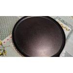 Сковорода блинная Polaris Parfait-25PC 25 см цвет красный/черный