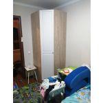 Шкаф угловой Комфорт-S М3 Богуслава левый цвет дуб баррик светлый/крем брюле