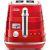 Тостер DeLonghi CTA 2103 красный