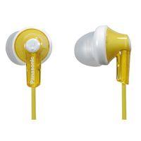 Проводные наушники Panasonic RP-HJE118 жёлтый