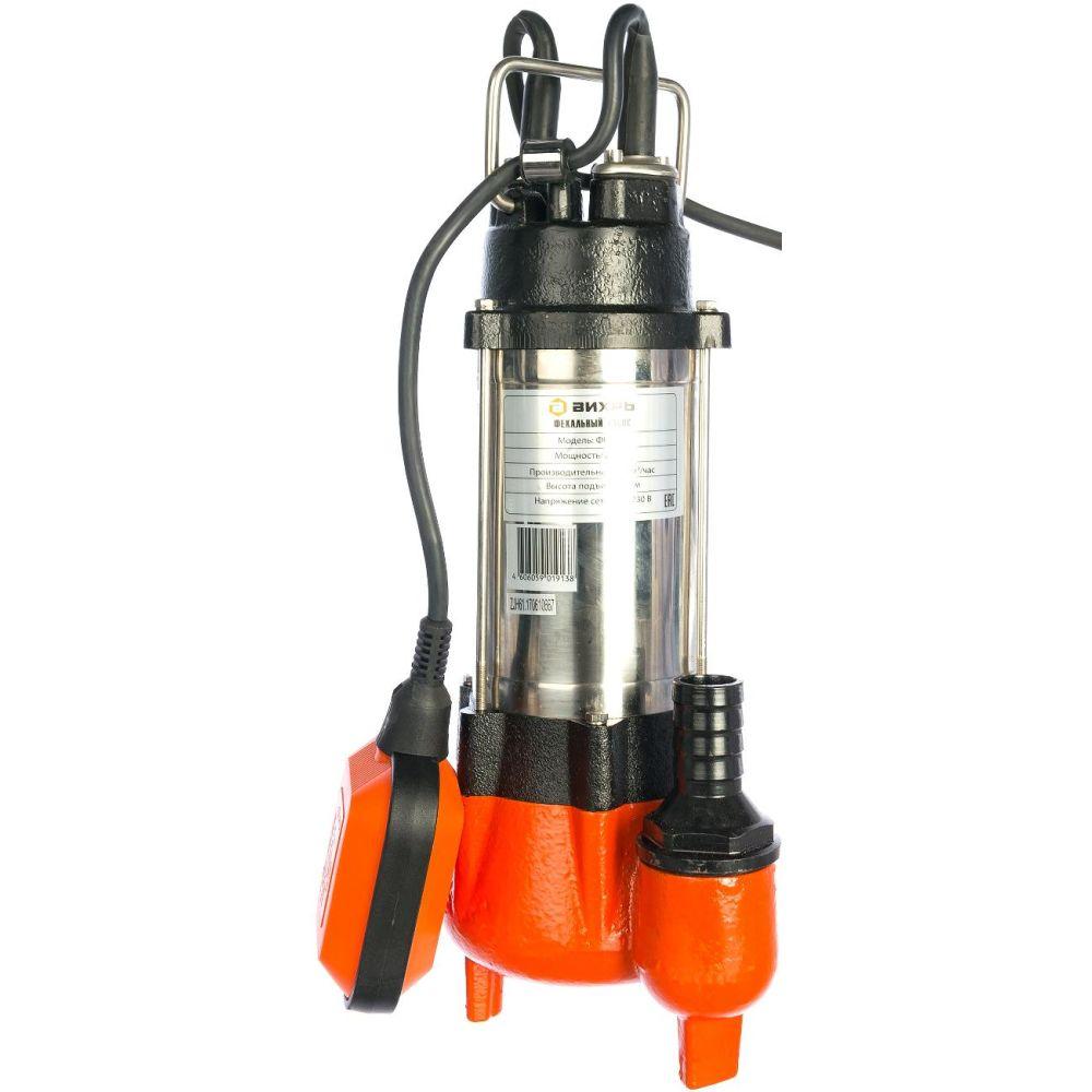 Если насос не обладает поплавком, то при откачке жидкости вам необходимо контролировать процесс и отключать насос самостоятельно.