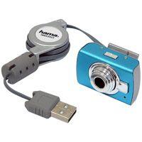 Веб-камера HAMA CM-330 MF синий