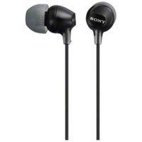 Проводные наушники Sony MDR-EX15LP чёрный