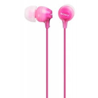 Проводные наушники Sony MDR-EX15LP розовый