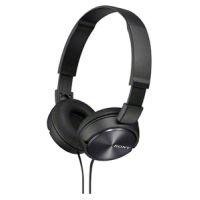 Проводные наушники Sony MDR-ZX310 чёрный