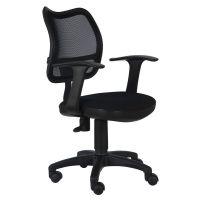 Кресло офисное Бюрократ CH-797AXSN 26-28 черный/черный