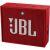 Портативная колонка JBL GO красный