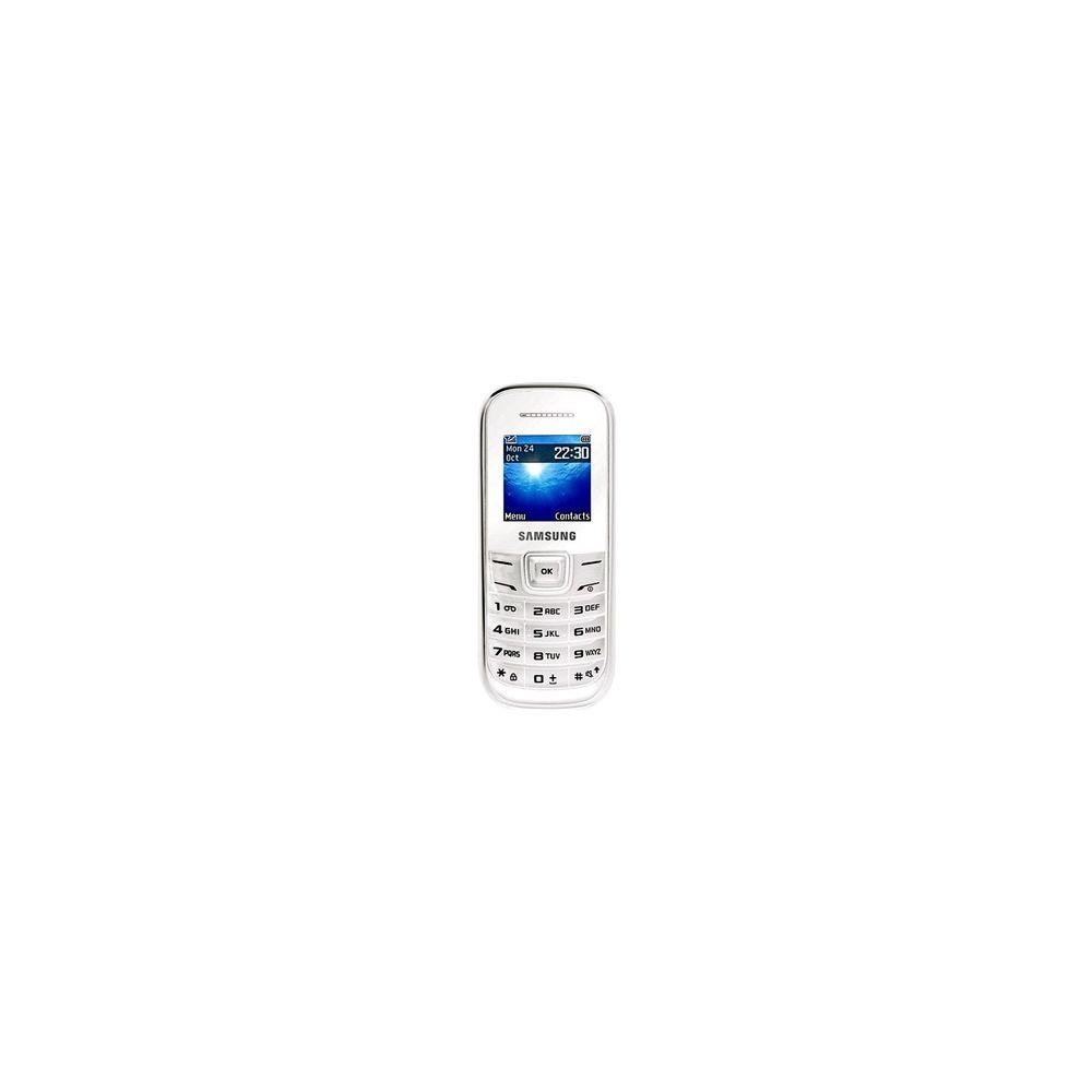 Мобильный телефон Samsung GT-E1200 white отличается компактными размерами и  позволит вам в полной мере насладиться общением. На 1,52-дюймовом экране ... 27b60ed995e