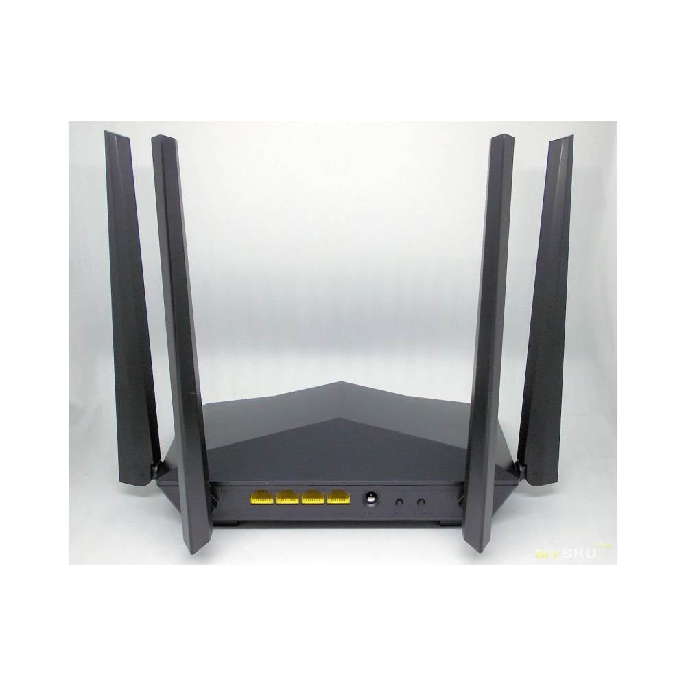 Wi Fi Tenda Ac6 Wireless Router