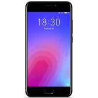 Смартфон Meizu M6 32GB чёрный