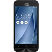 Смартфон Asus ZenFone Go ZB452KG серебристый